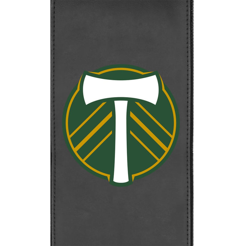 Portland Timbers Wordmark Logo Panel Fits Xpression Gaming Chairs Only