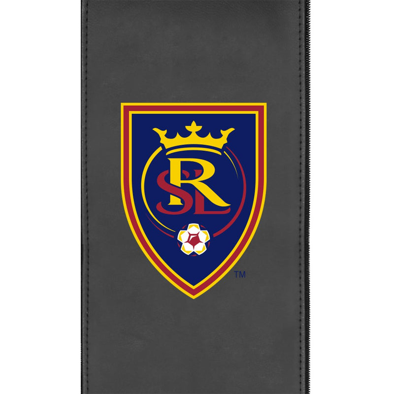 Real Salt Lake Alternate Logo Panel Fits Xpression Gaming Chairs Only