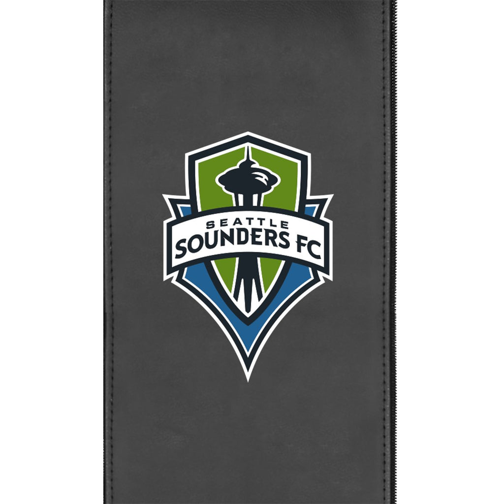 Seattle Sounders Logo Panel Fits Xpression Gaming Chairs Only