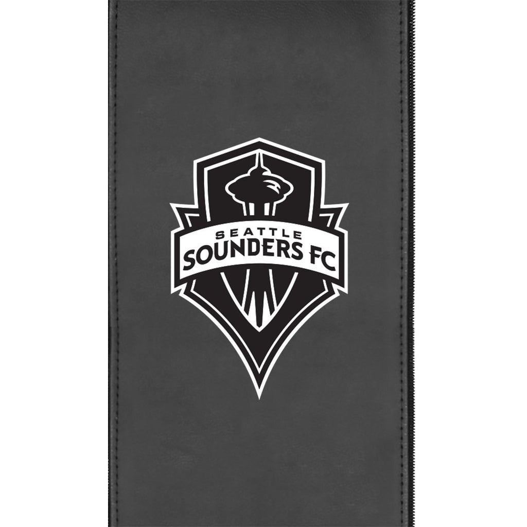 Seattle Sounders Alternate Logo Panel Fits Xpression Gaming Chairs Only
