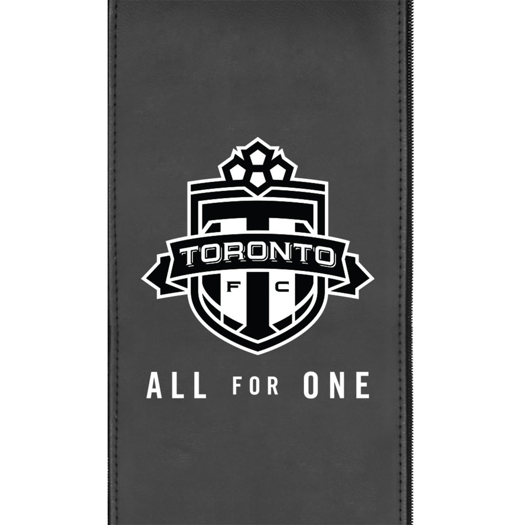 Toronto FC Alternate Logo Panel Fits Xpression Gaming Chair Only