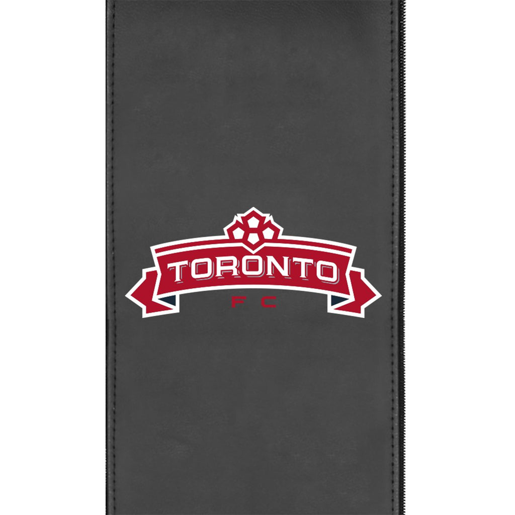 Toronto FC Wordmark Logo Panel Fits Xpression Gaming Chair Only