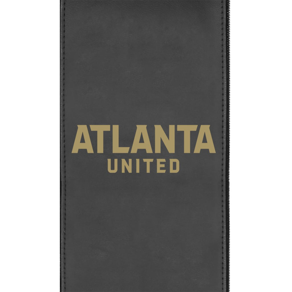 Atlanta United FC Wordmark Logo Panel Standard Size