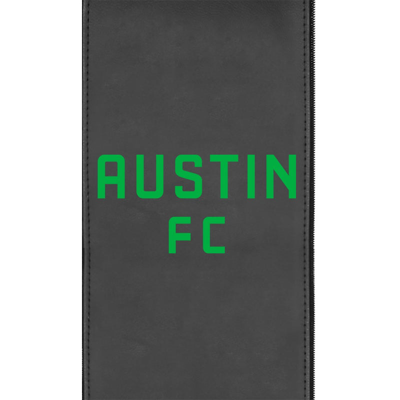Austin FC Wordmark Logo Panel Fits Xpression Gaming Chair Only