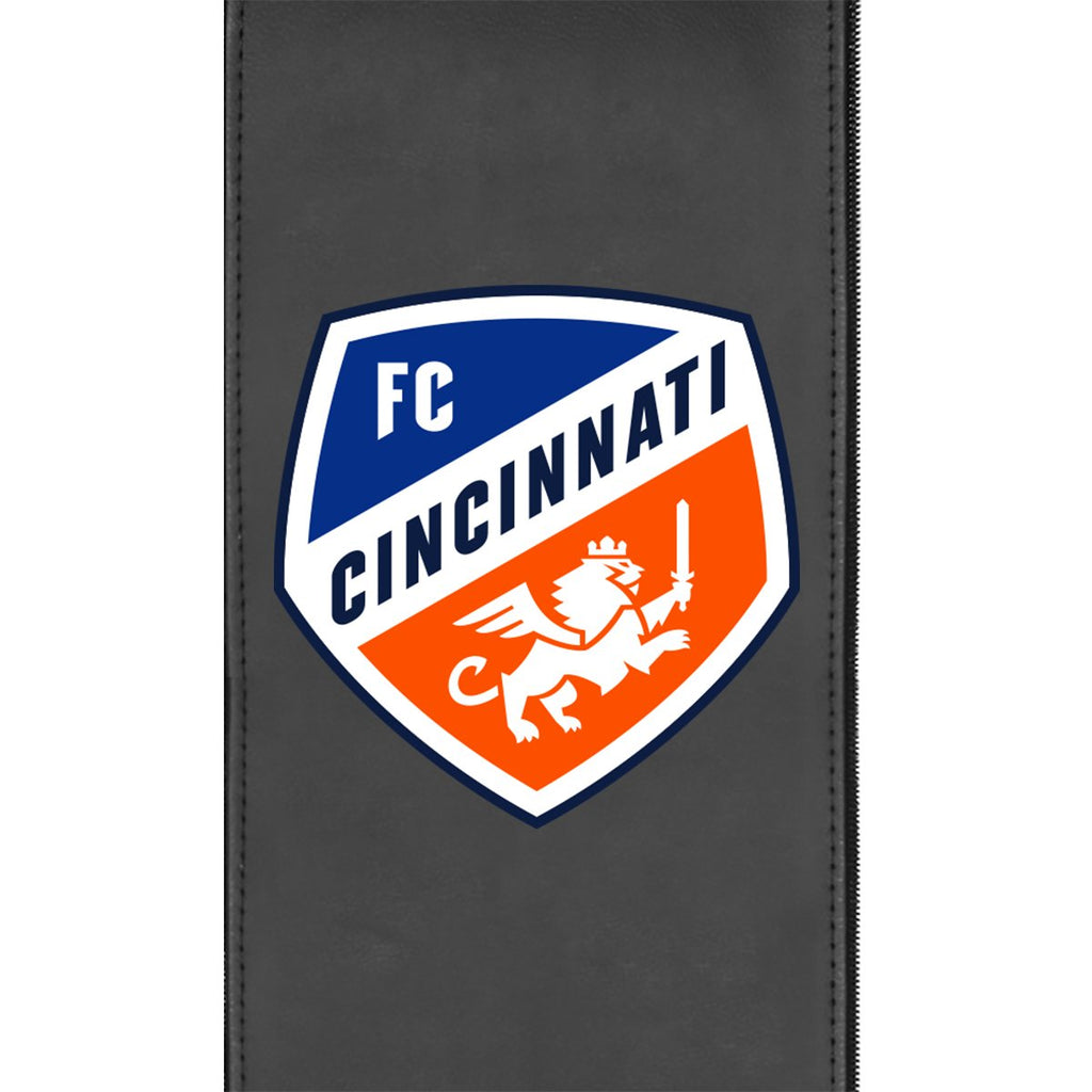 FC Cincinnati Logo Panel For Xpression Gaming Chair Only