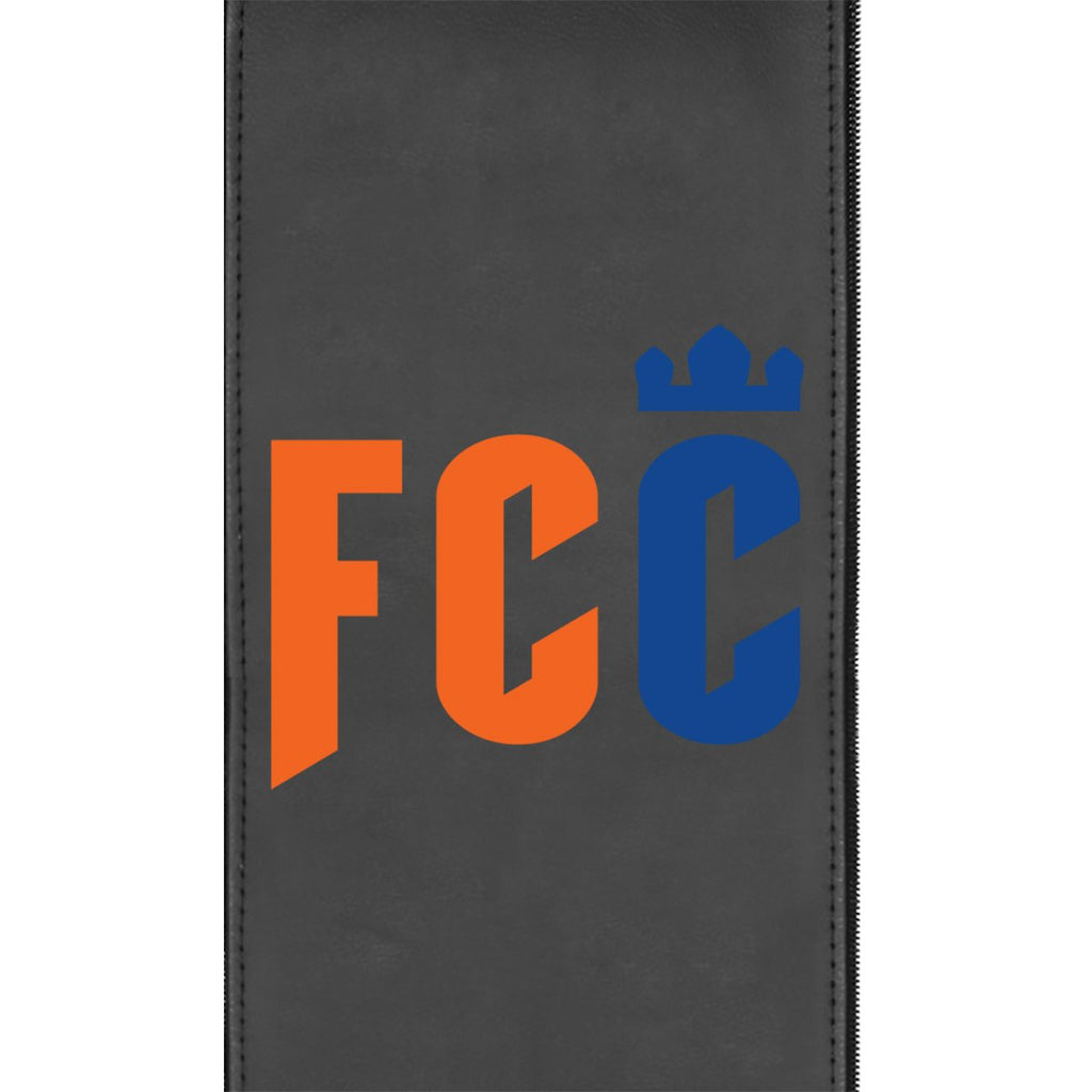 FC Cincinnati Wordmark Logo Panel Fits Xpression Gaming Chair Only