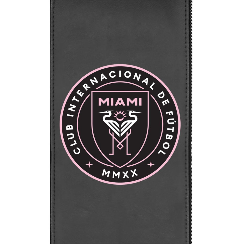 Inter Miami FC Logo Panel Fits Xpression Gaming Chair Only