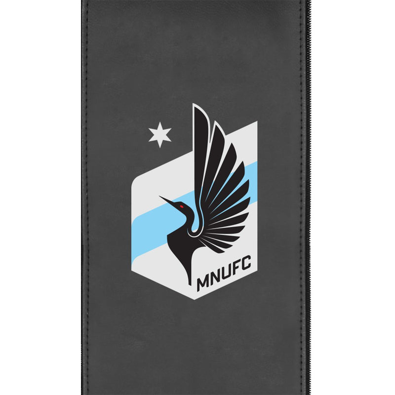 Minnesota United FC Logo Panel Fits Xpression Gaming Chair Only