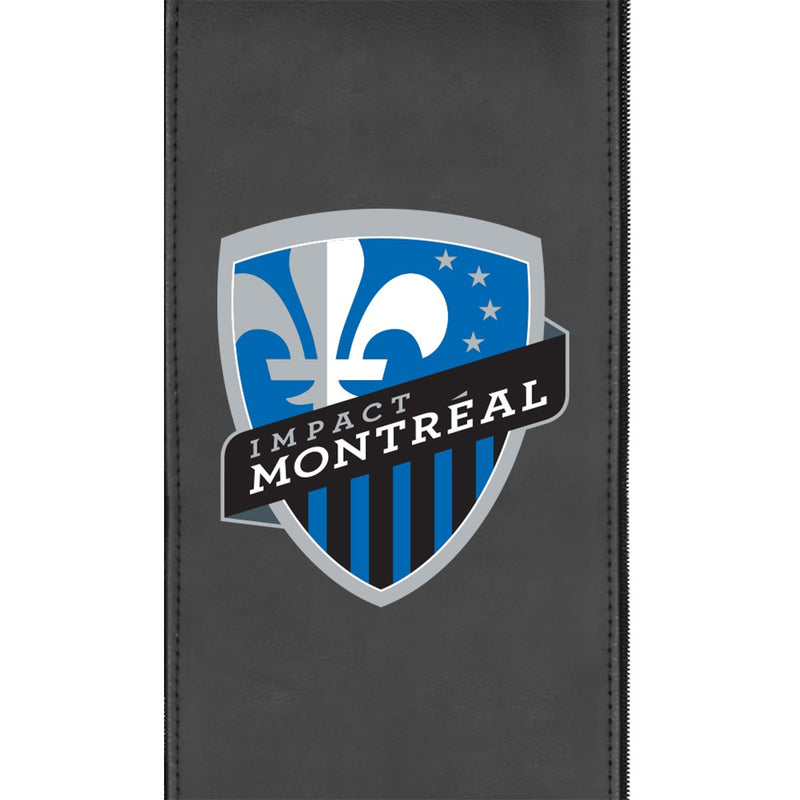 Stealth Recliner with Montreal Impact Logo