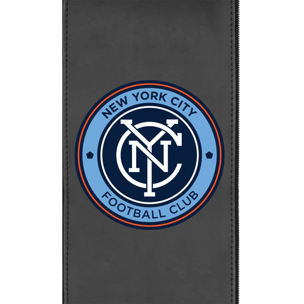 New York City FC Primary Logo Panel Standard Size