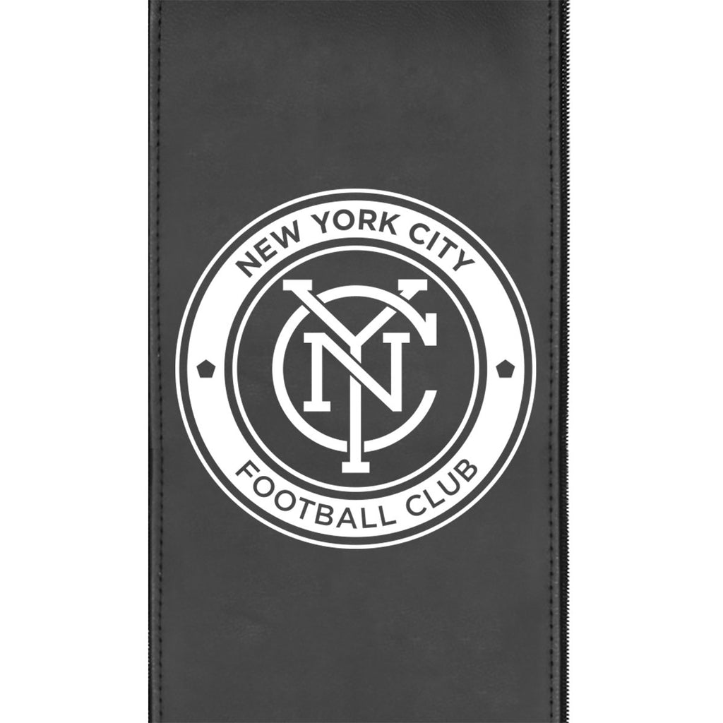 New York City FC Alternate Logo Panel Standard Size