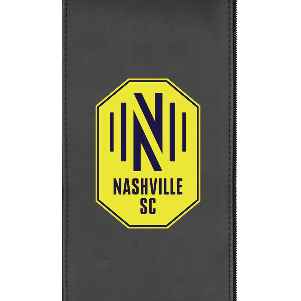 Nashville SC Logo Panel Fits Xpression Gaming Chair Only