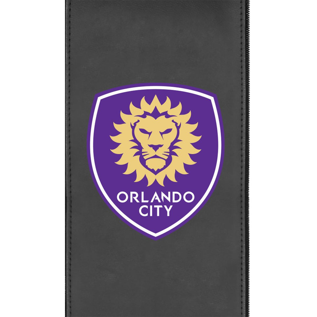 Orlando City FC Logo Panel Fits Xpression Gaming Chair Only
