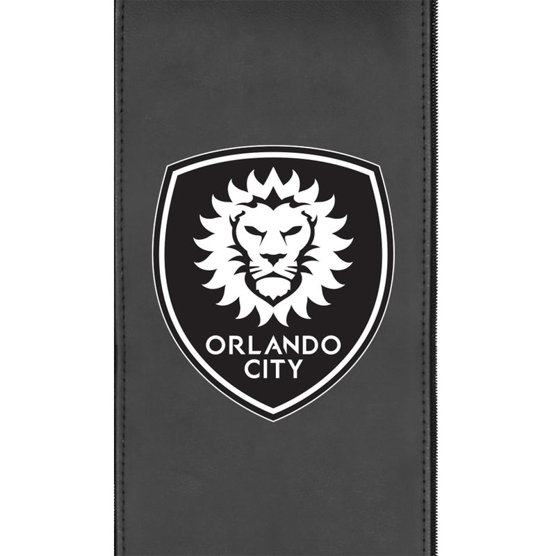 Orlando City FC Alternate Logo Panel Fits Xpression Gaming Chair Only