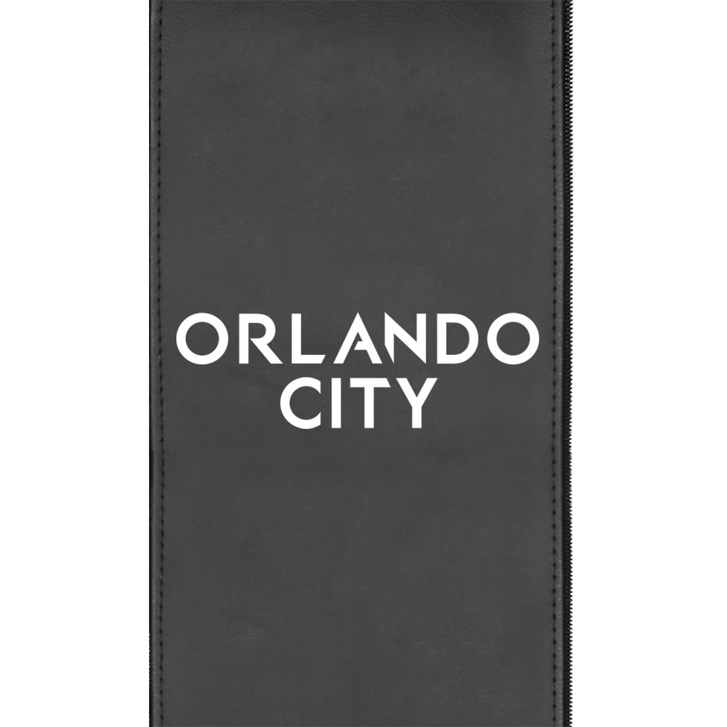 Orlando City FC Wordmark Logo Panel Standard Size