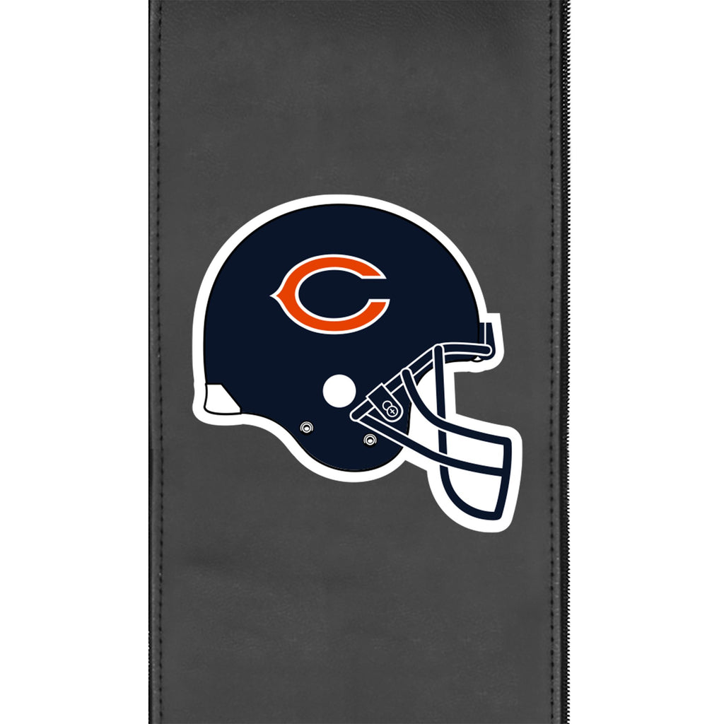 Chicago Bears Helmet Logo Panel