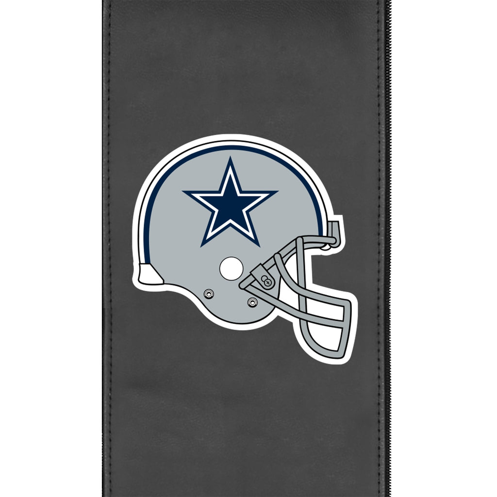 Dallas Cowboys Helmet Logo Panel