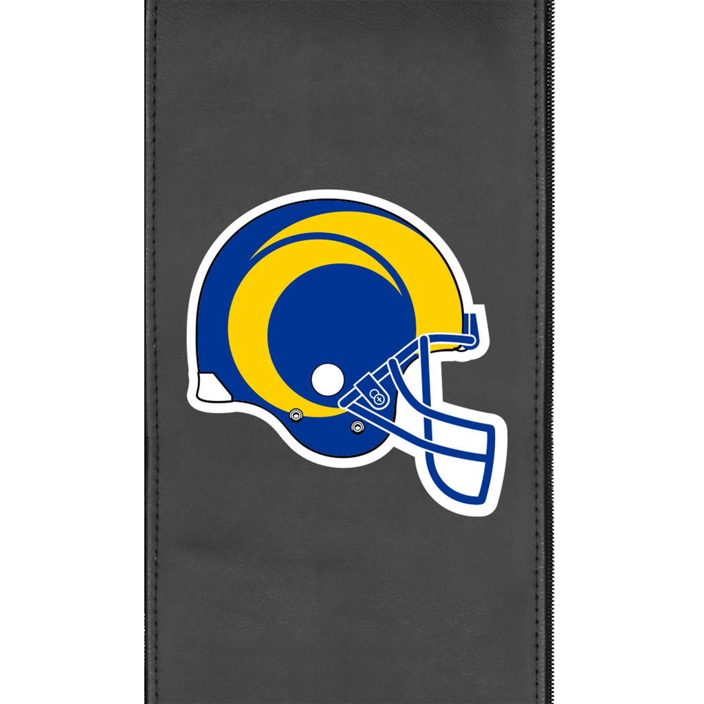 Los Angeles Rams Helmet Logo Panel