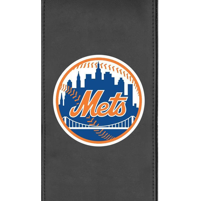 New York Mets Logo Panel For Xpression Gaming Chair Only
