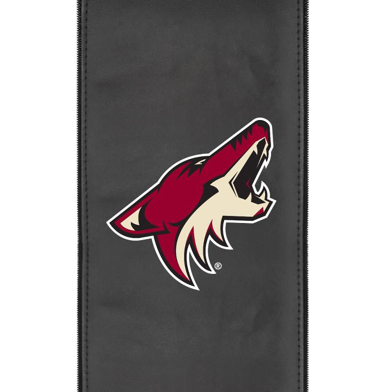 Arizona Coyotes Logo Panel For Xpression Gaming Chair Only