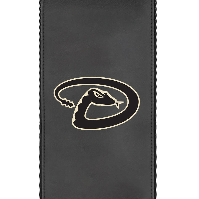 Arizona Diamondbacks Secondary Logo Panel For Stealth Recliner