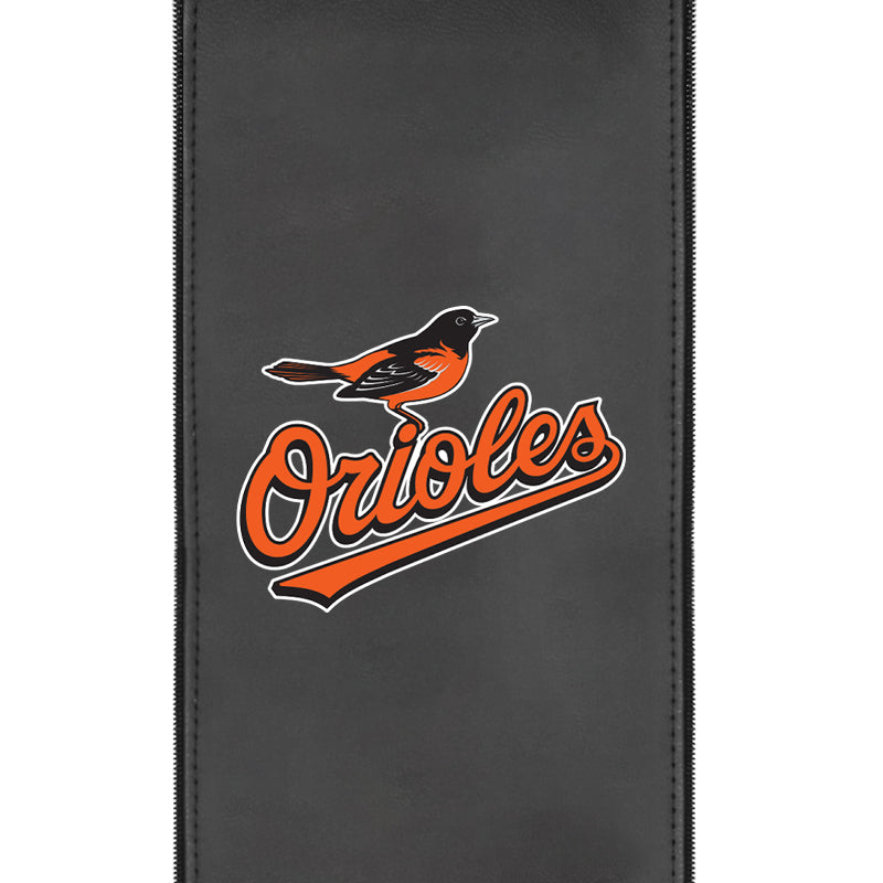 Baltimore Orioles Logo Panel For Stealth Recliner