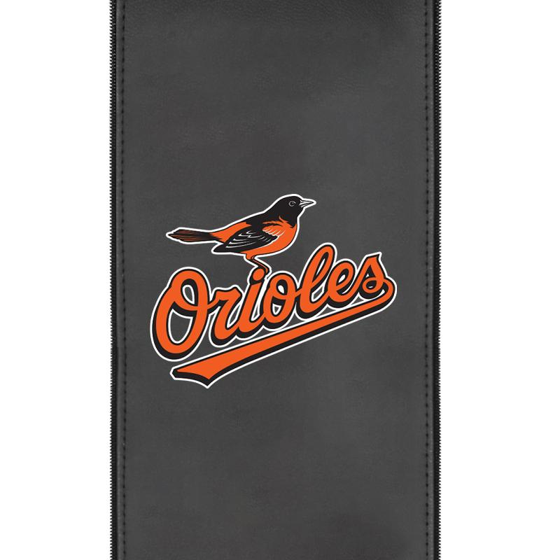 Baltimore Orioles Logo Panel For Xpression Gaming Chair Only