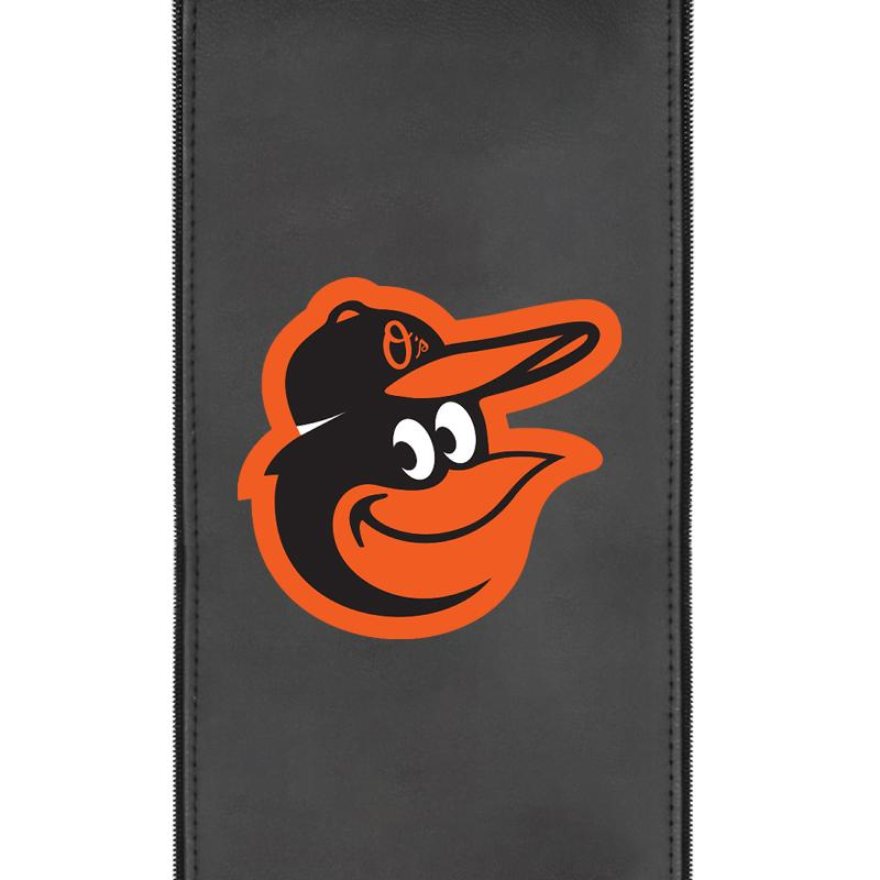 Baltimore Orioles Bird Logo Panel For Xpression Gaming Chair Only
