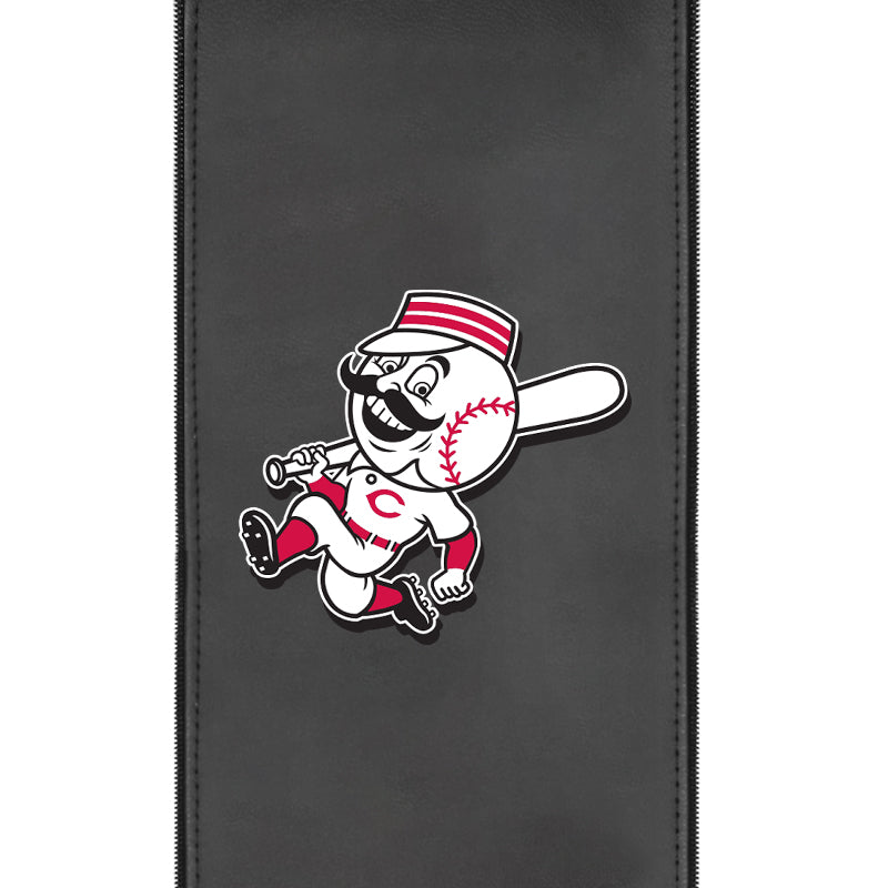 Cincinnati Reds Secondary Logo Panel For Stealth Recliner