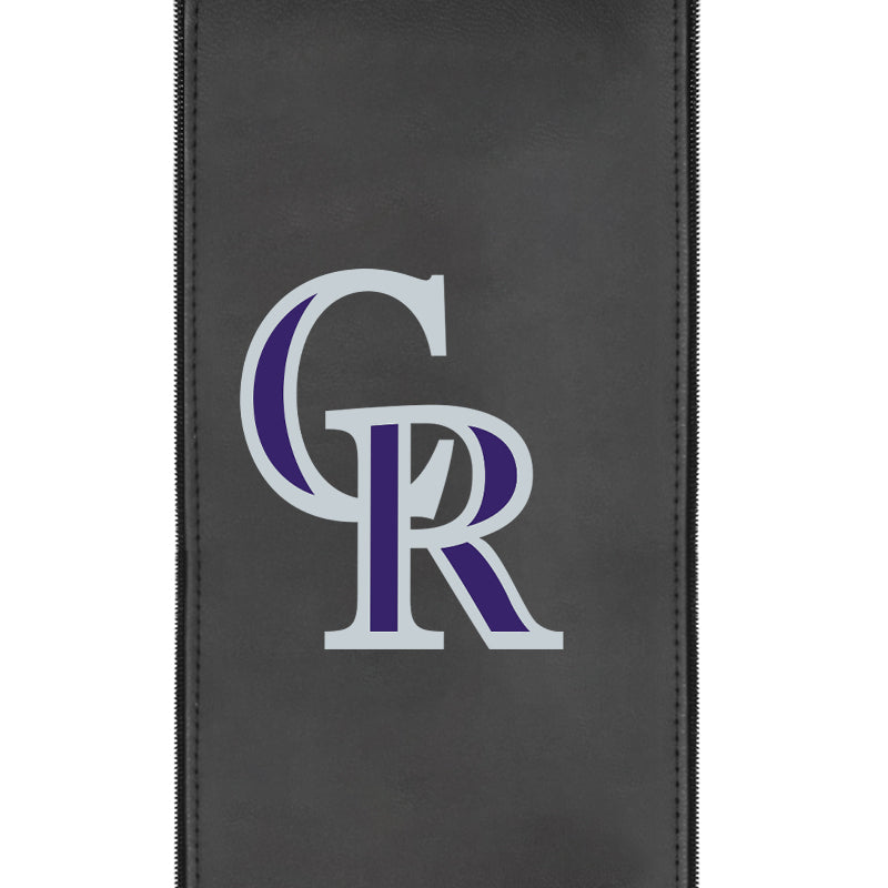 Colorado Rockies Secondary Logo Panel For Stealth Recliner
