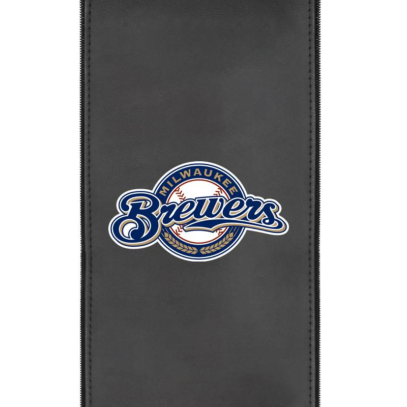 Milwaukee Brewers Logo Panel For Xpression Gaming Chair Only