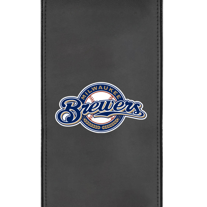 Milwaukee Brewers Logo Panel For Stealth Recliner