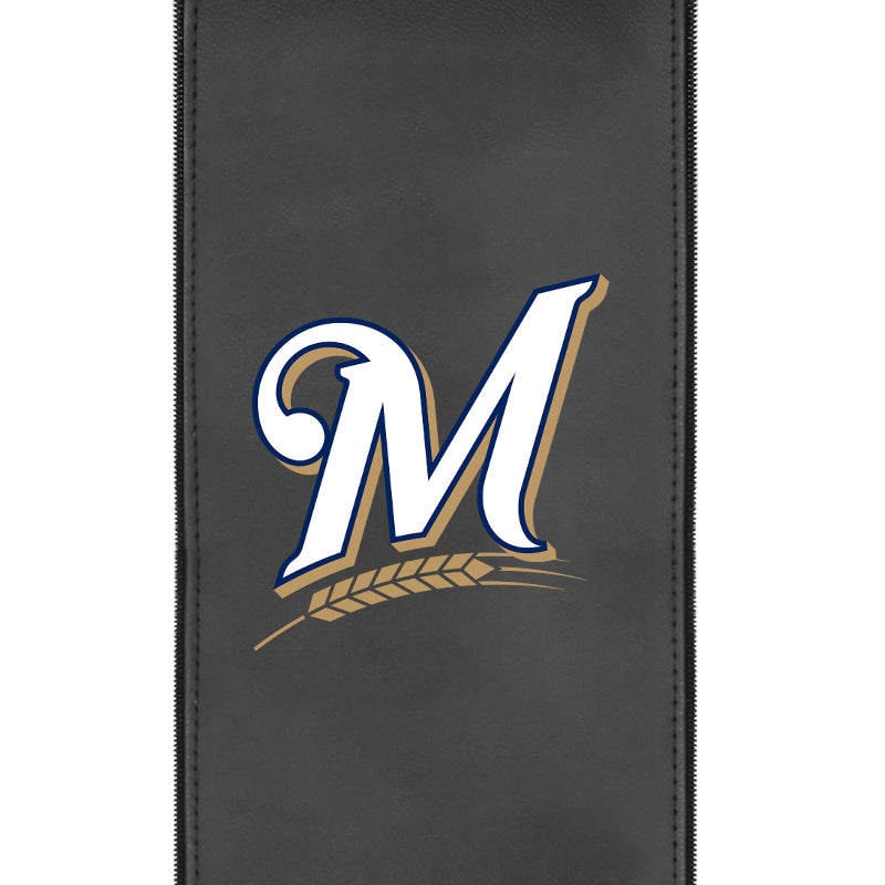 Milwaukee Brewers Secondary Logo Panel For Stealth Recliner
