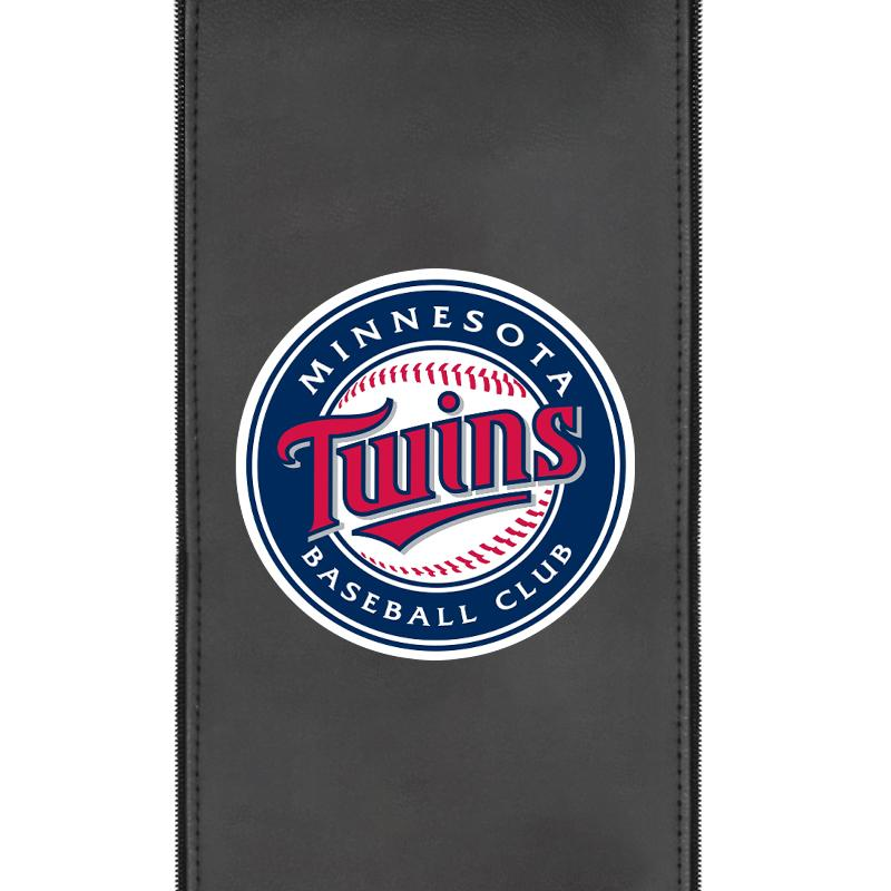 Minnesota Twins Logo Panel For Xpression Gaming Chair Only