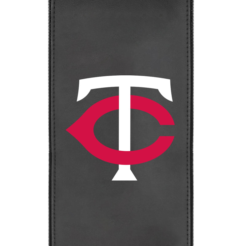 Minnesota Twins Secondary Logo Panel For Stealth Recliner