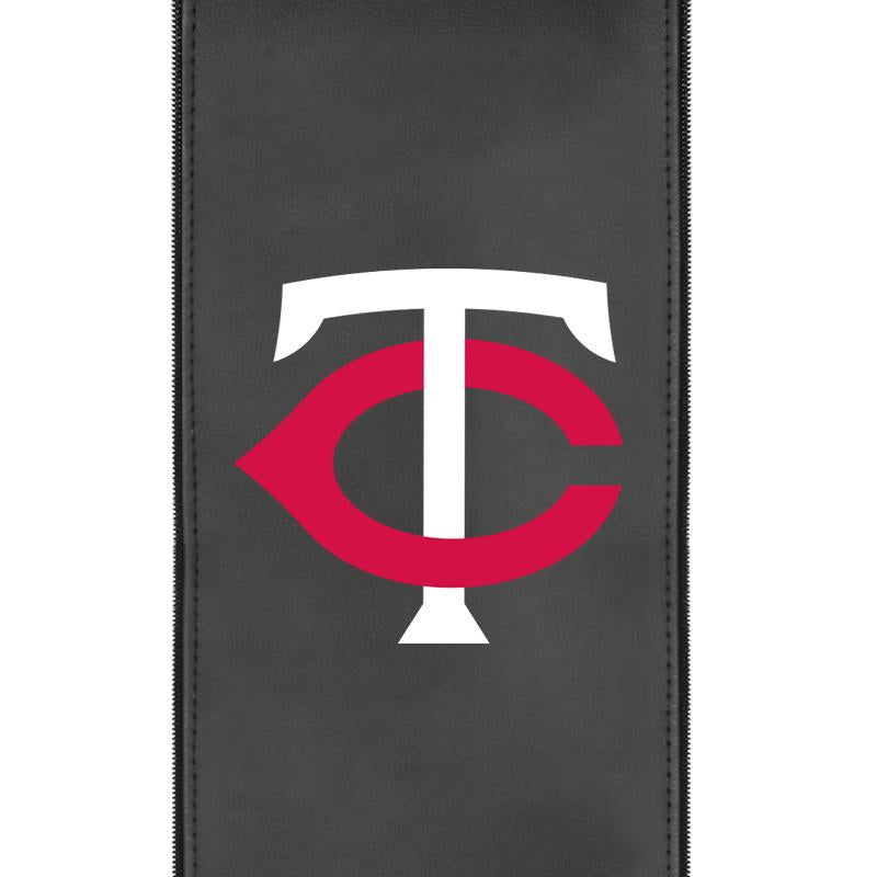 Minnesota Twins Secondary Logo Panel For Xpression Gaming Chair Only