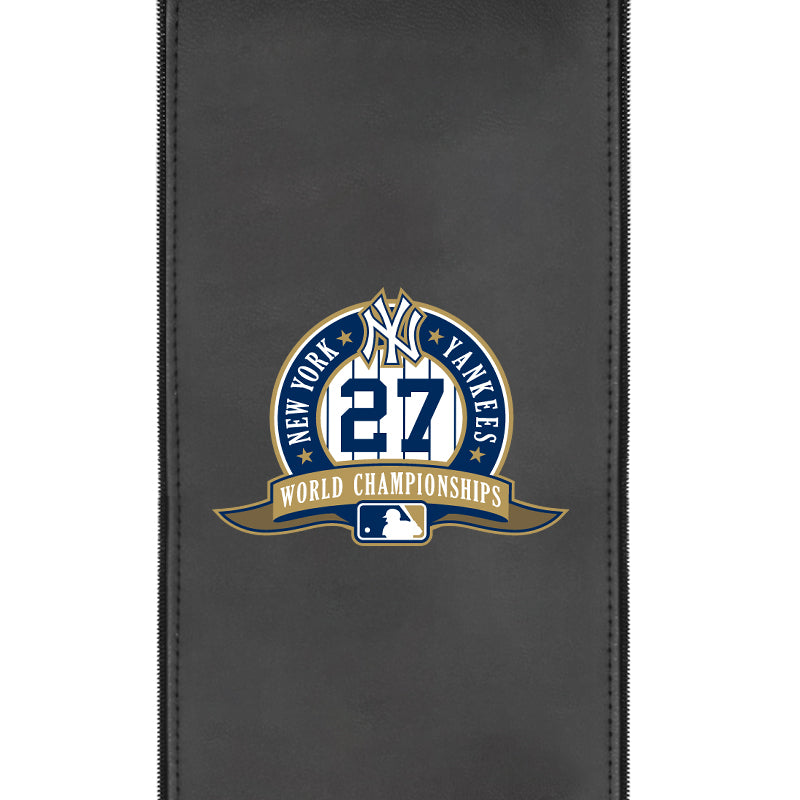 New York Yankees 27th Champ Logo Panel For Stealth Recliner