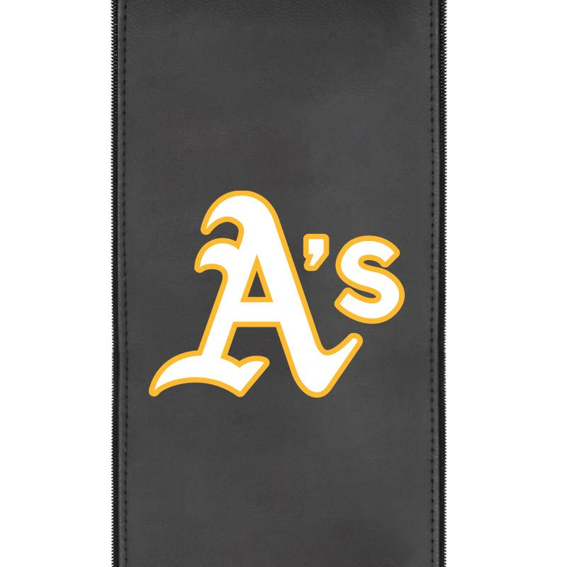 Oakland Athletics Secondary Logo Panel For Xpression Gaming Chair Only