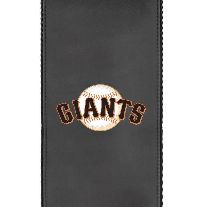 San Francisco Giants Logo Panel For Xpression Gaming Chair Only
