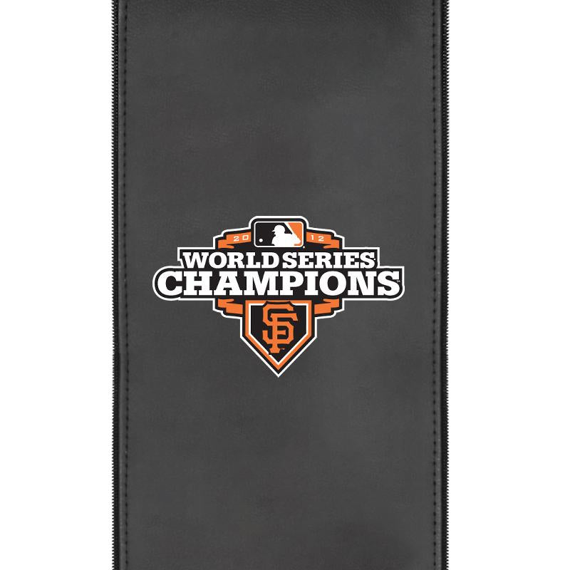 San Francisco Giants Champs'12 Logo Panel For Xpression Gaming Chair Only