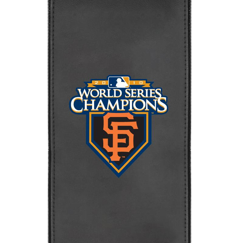 San Francisco Giants Champs'10 Logo Panel For Xpression Gaming Chair Only