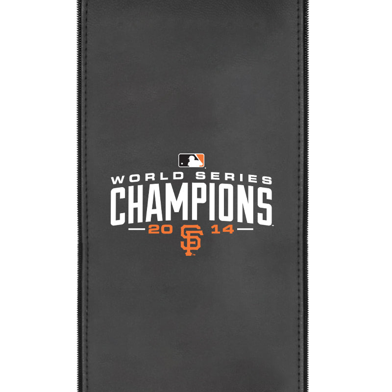 San Francisco Giants Champs'14 Logo Panel For Stealth Recliner