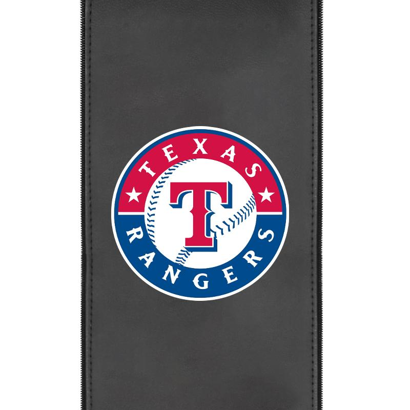 Texas Rangers Logo Panel For Xpression Gaming Chair Only