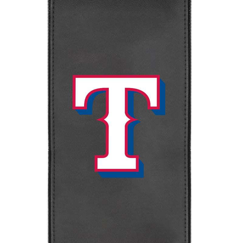Texas Rangers Secondary Logo Panel For Stealth Recliner