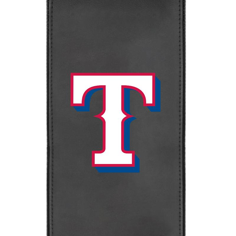 Texas Rangers Secondary Logo Panel For Xpression Gaming Chair Only