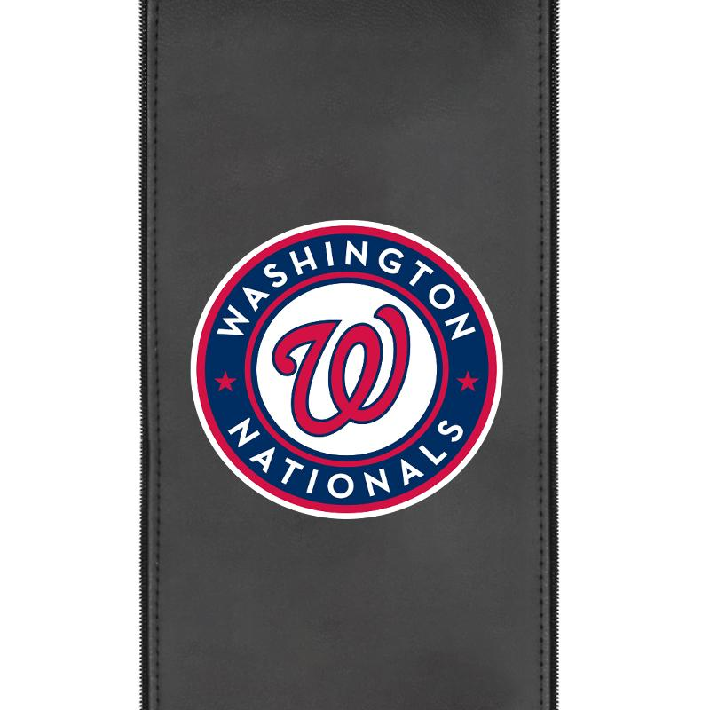 Washington Nationals Logo Panel For Xpression Gaming Chair Only