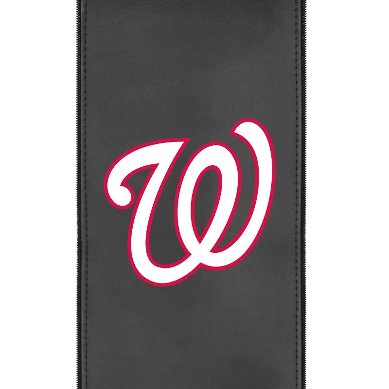 Washington Nationals Secondary Logo Panel For Xpression Gaming Chair Only