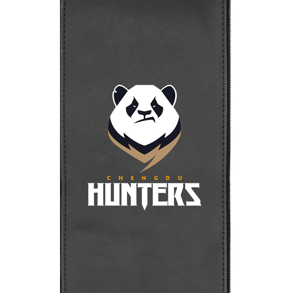 Chengdu Hunters Logo Panel For Xpression Gaming Chair Only