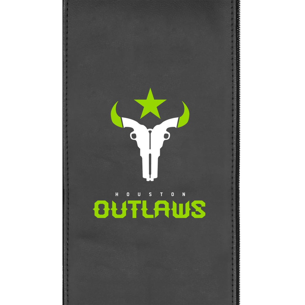 Houston Outlaws Logo Panel fits Xpression Only
