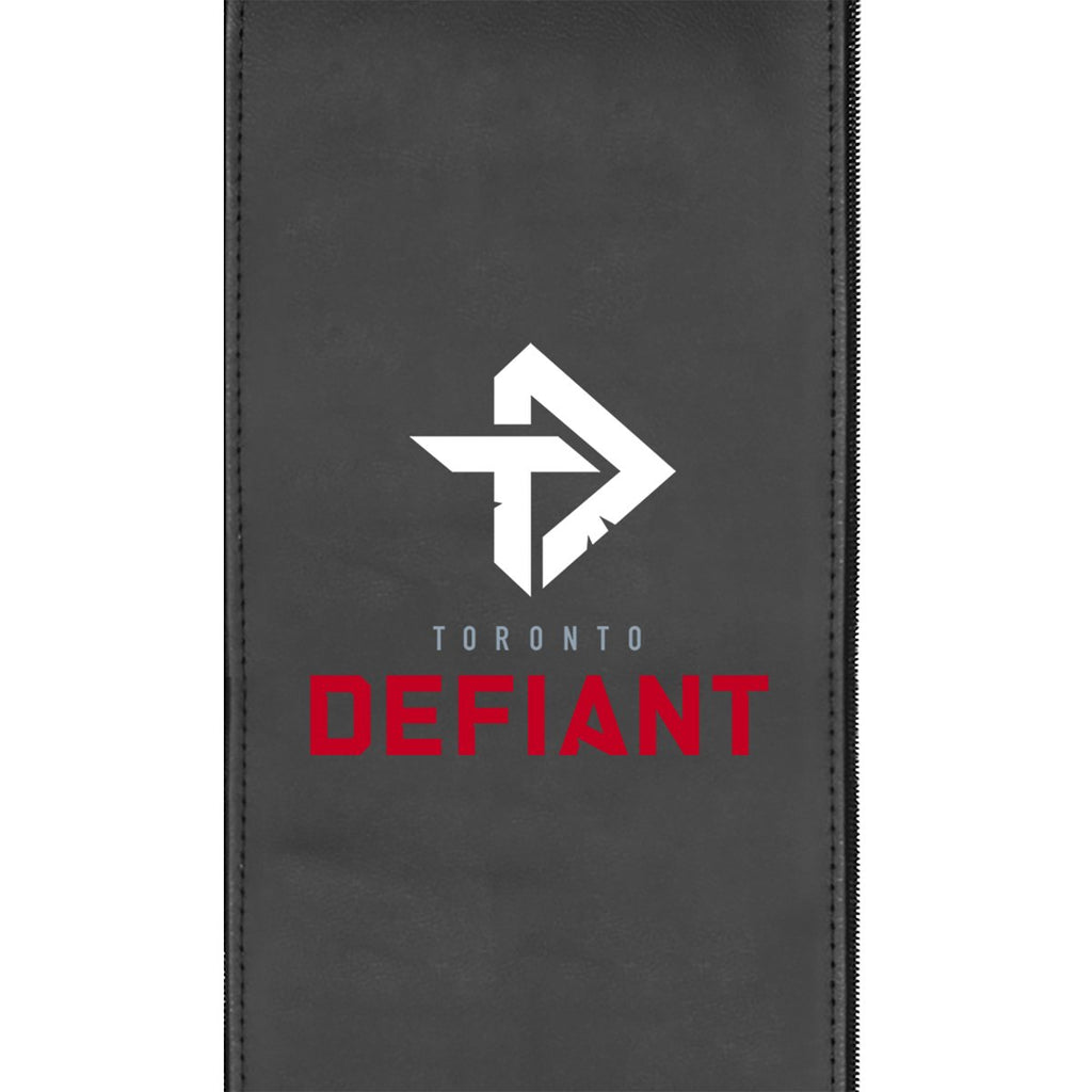 Toronto Defiant Logo Panel For Xpression Gaming Chair Only